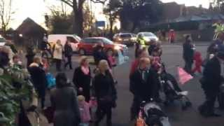 preview picture of video 'Blackheath Village Day Parade from The Conservatoire 2014'