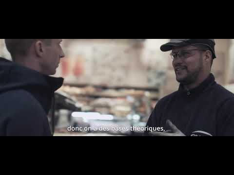Video Frigoriste, Job de ma vie