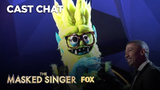 The Thingamajig Is Unmasked: It's Victor Oladipo! | Season 2 Ep. 11 | THE MASKED SINGER