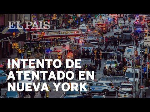 Atentado en una terminal de autobuses de Nueva York | Internacional