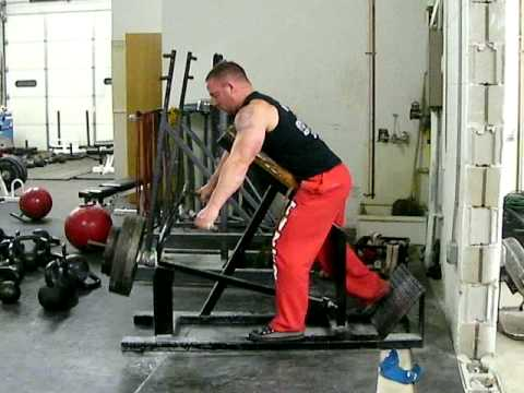 jay fry, westside barbell, t-bar shrugs