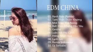 Nhạc EDM China Gây Nghiện   Hồng Nhan Xưa X Lạnh Lẽo   Music Of For Mix