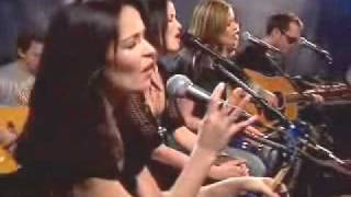 The Corrs - When The Stars Go Blue (Live) - The A list USA