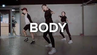 Body   Dreezy Ft.Jeremih  Yoojung Lee Choreography