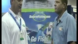 ICAST Fishing Show ReserveFishing.Com Interview