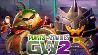 Растение против Зомби Стальной шар Plants vs. Zombies Garden Warfare 2 - Gameplay  - Iron Citron!