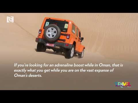 Travel Oman: Dune bashing in Sharqiyah Sands