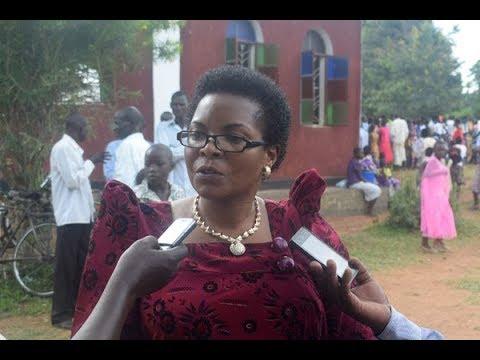 POINT BLANK: Namuganza says Kamuli is the Jiggers capital of Busoga