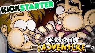 Shakes & Fidget - The Adventure // Kickstarter Trailer