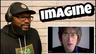 John Lennon - Imagine | REACTION