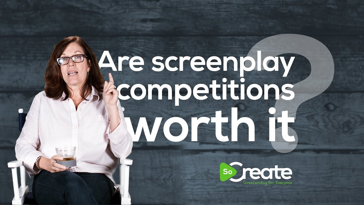Are Screenplay Competitions Worth Your Time?
