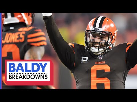 Breaking Down Baker Mayfield's Success in Week 11 | Baldy Breakdowns