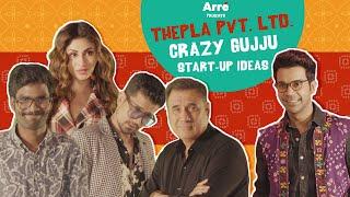 Crazy Gujarati Start-Up Ideas ft. Rajkummar Rao, Boman Irani, Sumeet Vyas, Mouni Roy & Nikhil Vijay