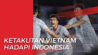 Jelang Laga Final, Striker Vietnam Buka Suara soal Satu Kekuatan Timnas Indonesia