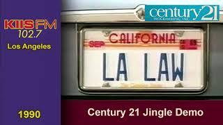 102.7 KIIS FM Los Angeles Jingle Montage #2 (1990)