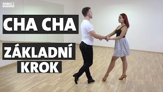 Cha Cha - základní krok I Dancebuddies online taneční