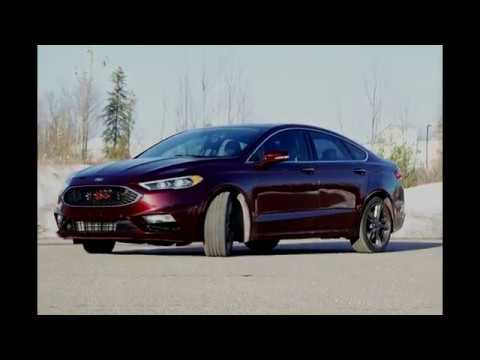 Ford Fusion Sport Window Tint