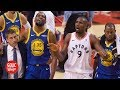 Raptors Fans Cheer After Kevin Durant Goes Down | 2019 NBA Finals | Golic And Wingo