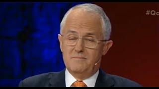 Malcolm Turnbull Attacks Tony Jones' Bias