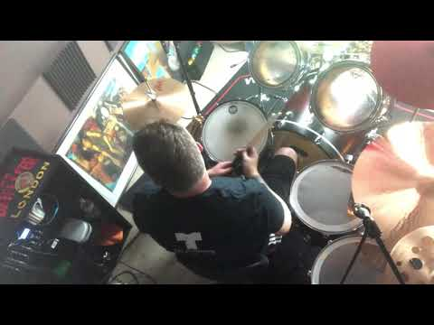 Caribou- Pixies (drum cover)