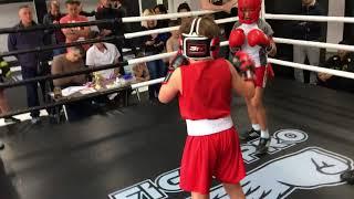 Детский турнир по боксу 9 лет
