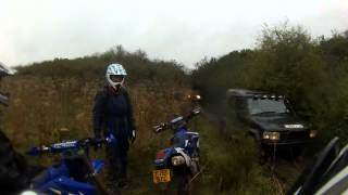 preview picture of video 'Meeting Surrey & Hampshire Offroad Club near Bulford in Wiltshire'