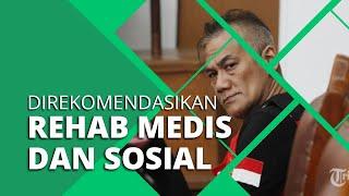 Tio Pakusadewo Direkomendasikan Rehab Medis dan Sosial di RSKO