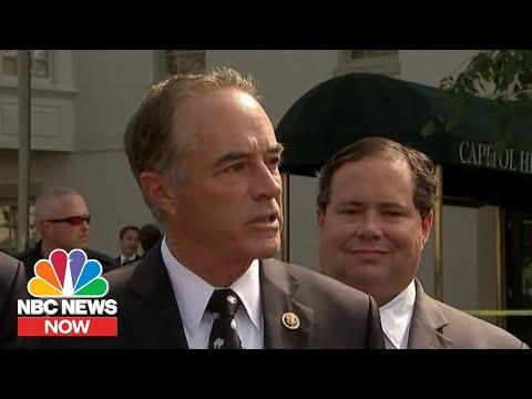 Former Rep. Chris Collins Sentenced To Prison   NBC News NOW