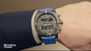 We Tried Out Breitling's New Smartwatch, and It's Pretty Awesome