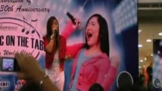 "Charice ""Wind Beneath My Wings"" SM Makati May 3 3/4"