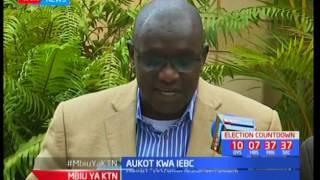 Ekuru Aukot akashifu IEBC kwa kutohusishwa Dubai