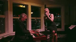 Heather Keizur & Steve Christofferson ~ Moon River [cover]