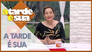 A Tarde é Sua (21/02/19) | Completo