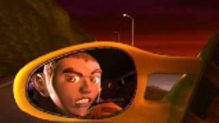 Форсаж (The Fast and the Furious), мультик про гощика