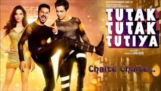 Chalte Chalte |Tutak Tutak Tutiya | Arijit Singh | 2016 | Prabhudeva | Hindi Movie | Sonu Sood