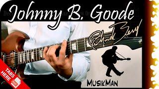 Johnny B. Goode 🎸 - Chuck Berry / MusikMan #021