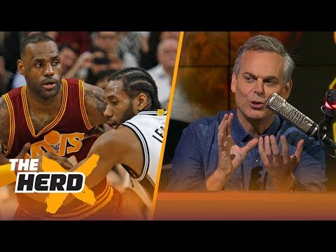 Colin Cowherd on Lakers  new moves to get LeBron a1ffa45bb