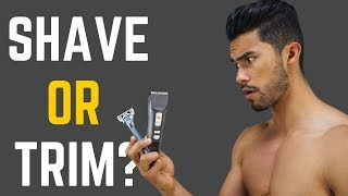How to Shave Your Pubes (Full Body Manscaping Guide)