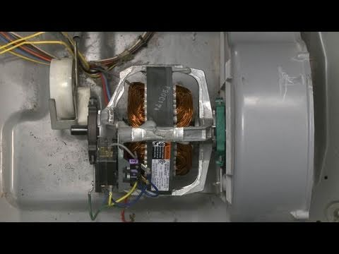 hus to know replacing the motor on a maytag mde3000ayw. Black Bedroom Furniture Sets. Home Design Ideas
