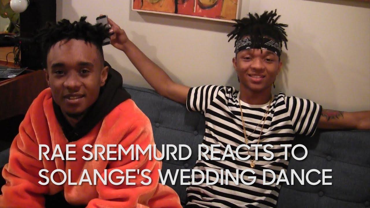 Rae Sremmurd Reacts to Solange's Wedding Dance thumbnail
