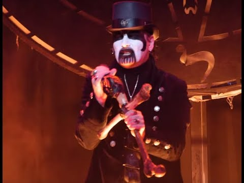 King Diamond announces new album 'The Institute' + N.A. tour dates for 2019..!