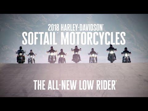 2018 Harley-Davidson Low Rider® 107 in Sunbury, Ohio