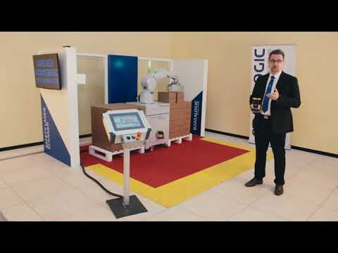 Datalogic Application Demo | Laser Sentinel