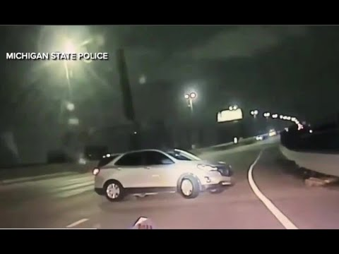 Another freeway shooting overnight on SB I-75 at I-96 in Southwest Detroit
