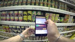 Промо ролик мобильного приложения «Карта покупок»