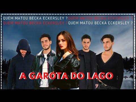 TENSÃO, INVESTIGAÇÃO & ASSASSINATO | RESENHA | A GAROTA DO LAGO - CHARLIE DONLEA