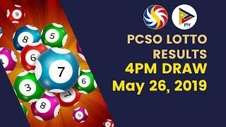 lotto results 9pm may 26 2019 - TH-Clip