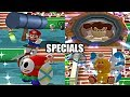 Mario Power Tennis: All Power Shots special Moves