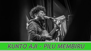 Kunto Aji   Pilu Membiru Live At Freedom Eternal 2020