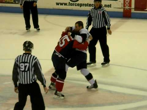 Spencer Carbery vs. Bryan Jurynec